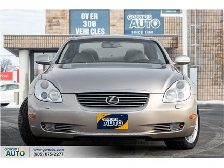 2003 Lexus SC 430 Base (Stk: 036491) in Milton - Image 2 of 18