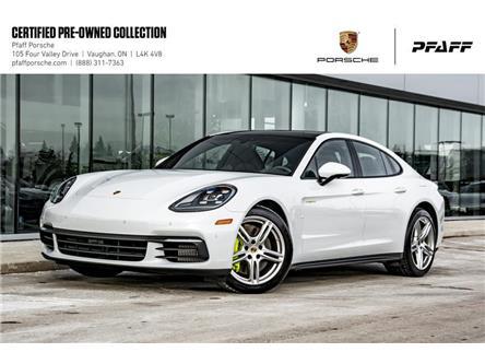 2018 Porsche Panamera 4 e-Hybrid (Stk: U8468) in Vaughan - Image 1 of 21