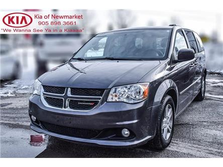 2017 Dodge Grand Caravan Crew (Stk: P1108) in Newmarket - Image 1 of 18
