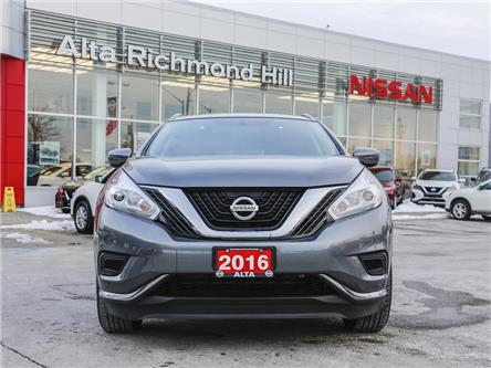 2017 Nissan Murano S (Stk: RY19K143A) in Richmond Hill - Image 2 of 23