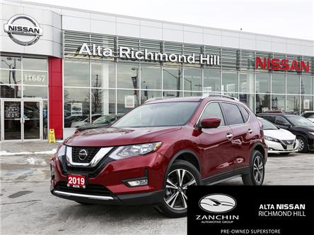 2019 Nissan Rogue SV (Stk: RY19R152) in Richmond Hill - Image 1 of 27