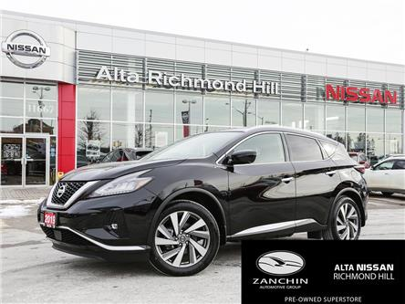 2019 Nissan Murano SL (Stk: RY19M027) in Richmond Hill - Image 1 of 29