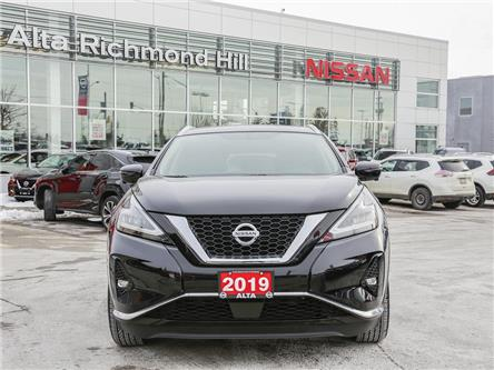 2019 Nissan Murano SL (Stk: RY19M027) in Richmond Hill - Image 2 of 29