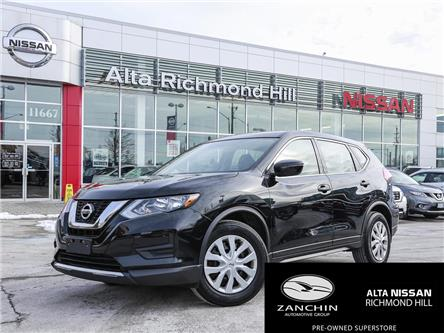 2017 Nissan Rogue S (Stk: RY20R091A) in Richmond Hill - Image 1 of 22