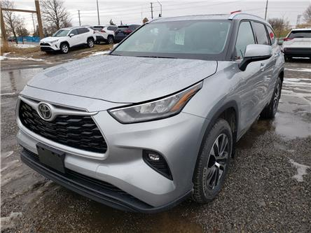 2020 Toyota Highlander XLE (Stk: 20-475) in Etobicoke - Image 1 of 5