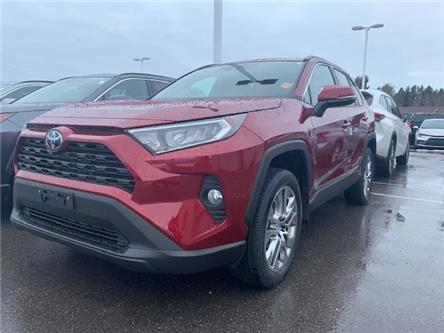 2020 Toyota RAV4 XLE (Stk: TW095) in Cobourg - Image 1 of 12