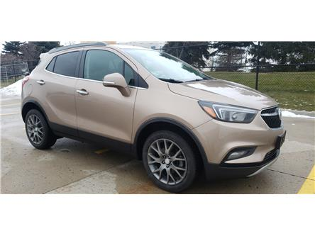 2018 Buick Encore Sport Touring (Stk: 1981BPT) in Brampton - Image 1 of 14