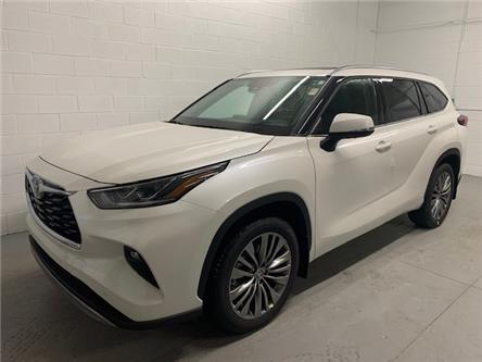 2020 Toyota Highlander Limited (Stk: TW087) in Cobourg - Image 1 of 4
