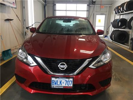 2018 Nissan Sentra 1.8 SV (Stk: P0681) in Owen Sound - Image 2 of 11