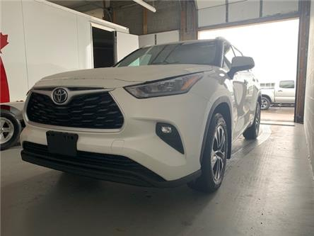 2020 Toyota Highlander XLE (Stk: TW101) in Cobourg - Image 1 of 12