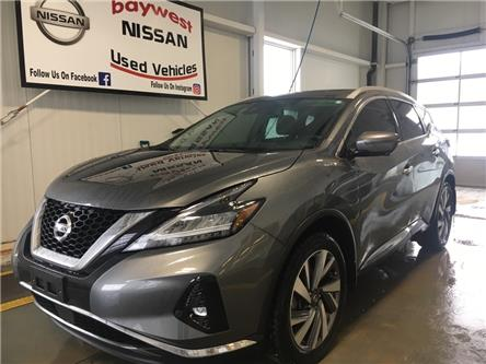2020 Nissan Murano SL (Stk: 20039) in Owen Sound - Image 1 of 14