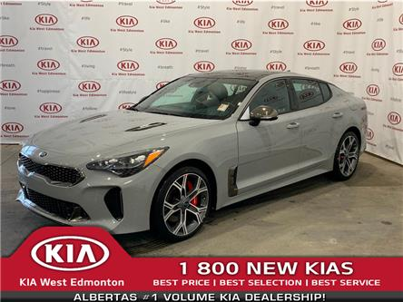 2020 Kia Stinger GT Limited w/Black Interior (Stk: 22149) in Edmonton - Image 1 of 32