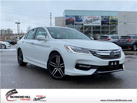 2016 Honda Accord Touring (Stk: 202372P) in Richmond Hill - Image 1 of 26