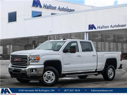 2018 GMC Sierra 2500HD SLE (Stk: 309515) in Burlington - Image 1 of 28
