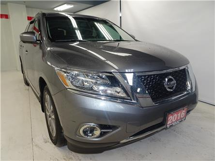 2016 Nissan Pathfinder SL (Stk: 37029U) in Markham - Image 1 of 30