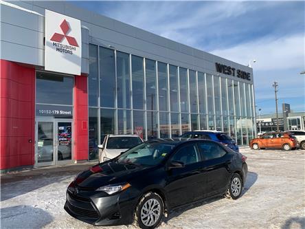 2018 Toyota Corolla  (Stk: BM3682) in Edmonton - Image 1 of 25