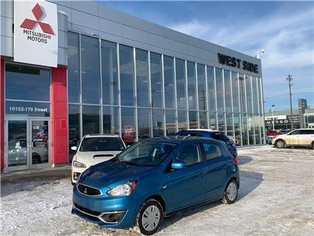 2019 Mitsubishi Mirage  (Stk: BM3683) in Edmonton - Image 1 of 24