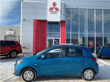 2019 Mitsubishi Mirage  (Stk: BM3683) in Edmonton - Image 2 of 24