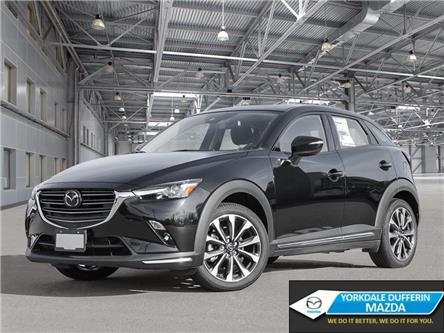 2019 Mazda CX-3 GT (Stk: D-19180) in Toronto - Image 1 of 23