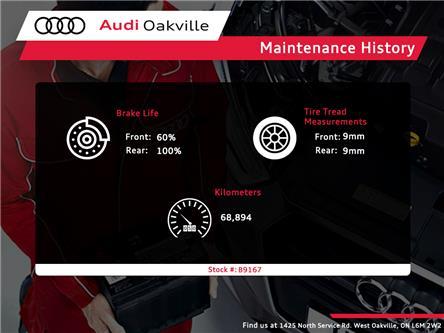 2017 Audi A4 2.0T Komfort (Stk: B9167) in Oakville - Image 2 of 20