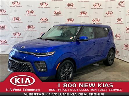 2020 Kia Soul EX+ (Stk: 21928) in Edmonton - Image 1 of 24