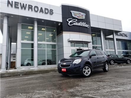 2015 Chevrolet Equinox 1LT (Stk: Z214749A) in Newmarket - Image 1 of 11