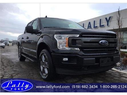 2020 Ford F-150 XLT (Stk: FF26092) in Tilbury - Image 1 of 11