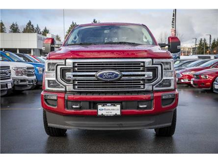 2020 Ford F-350 Limited (Stk: 20F35033) in Vancouver - Image 2 of 28