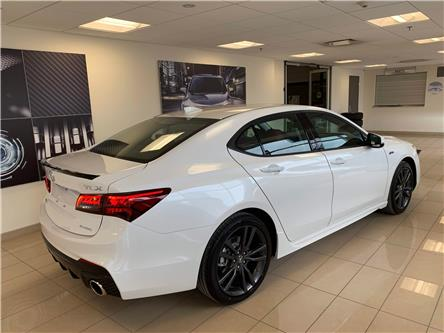 2020 Acura TLX Tech A-Spec w/Red Leather (Stk: TX13127) in Toronto - Image 2 of 10