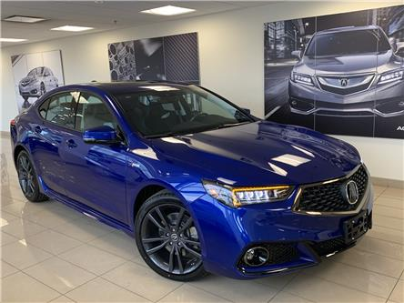 2020 Acura TLX Tech A-Spec w/Red Leather (Stk: TX12978) in Toronto - Image 1 of 4