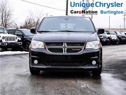 2019 Dodge Grand Caravan SXT| 35th ANNIVERSARY| DVD| REAR CAM| TORINO SEATS (Stk: K1244) in Burlington - Image 2 of 30