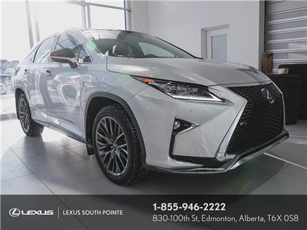 2016 Lexus RX 350 Base (Stk: LL00233A) in Edmonton - Image 1 of 28