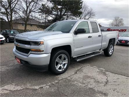 2018 Chevrolet Silverado 1500 |4X4 |BACKUP CAM |  | LOW KILOMETERS!! |ONE OWNER! (Stk: 5576) in Stoney Creek - Image 1 of 21