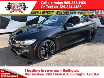 2016 BMW M4 Base (Stk: 336522) in Burlington - Image 1 of 26
