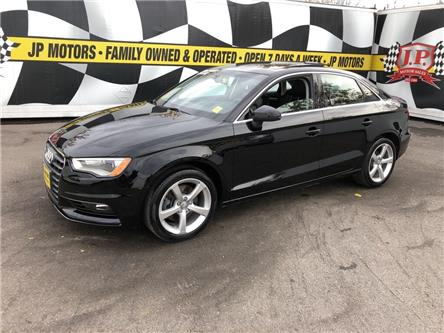 2016 Audi A3 2.0T Komfort (Stk: 48275) in Burlington - Image 1 of 24
