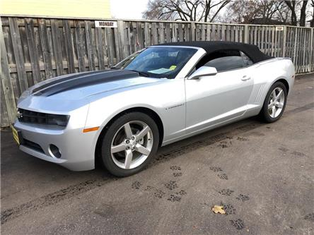 2012 Chevrolet Camaro LT (Stk: 47257r) in Burlington - Image 1 of 22