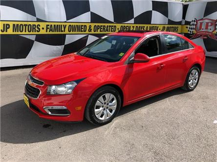 2016 Chevrolet Cruze Limited 1LT (Stk: 47616) in Burlington - Image 1 of 23
