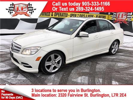2011 Mercedes-Benz C-Class Base (Stk: 48749) in Burlington - Image 1 of 16