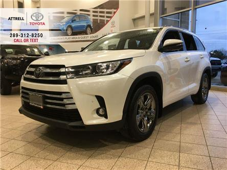 2019 Toyota Highlander LTD AWD (Stk: 43763) in Brampton - Image 1 of 19