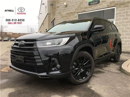 2019 Toyota Highlander AWD SE NIGHTSHADE (Stk: 44305) in Brampton - Image 1 of 29