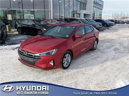 2019 Hyundai Elantra  (Stk: E4780) in Edmonton - Image 2 of 22