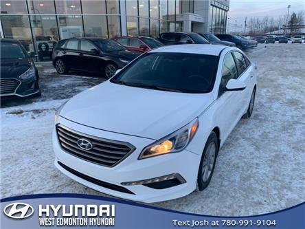 2017 Hyundai Sonata SE (Stk: E4745A) in Edmonton - Image 2 of 23