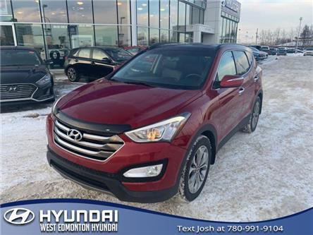 2016 Hyundai Santa Fe Sport 2.0T SE (Stk: 1306A) in Edmonton - Image 2 of 24