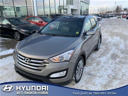 2014 Hyundai Santa Fe Sport  (Stk: 7893A) in Edmonton - Image 2 of 27