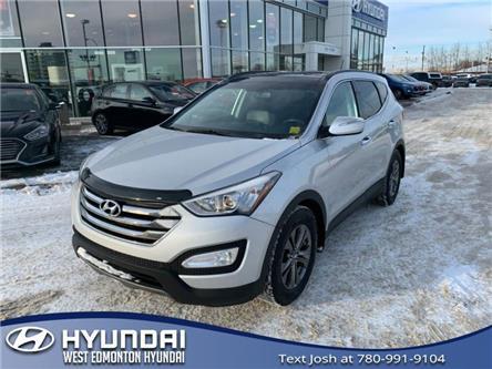 2014 Hyundai Santa Fe Sport 2.4 Premium (Stk: 4407A) in Edmonton - Image 2 of 21