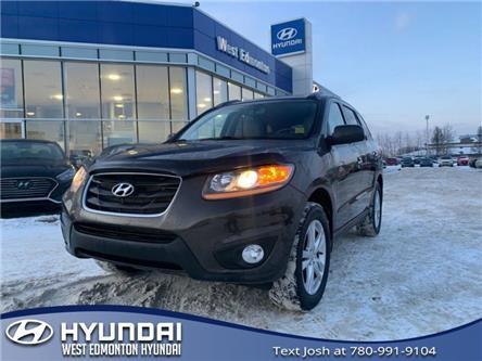 2011 Hyundai Santa Fe GL 3.5 (Stk: E4774A) in Edmonton - Image 1 of 25