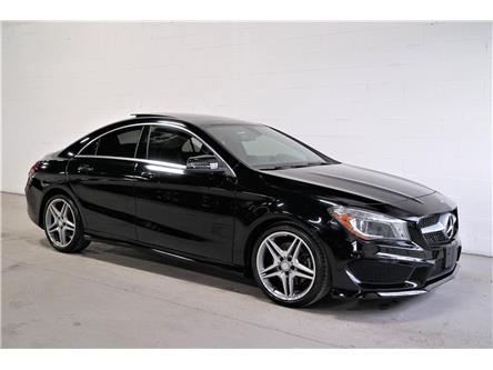 2016 Mercedes-Benz CLA-Class Base (Stk: 313157) in Vaughan - Image 1 of 31