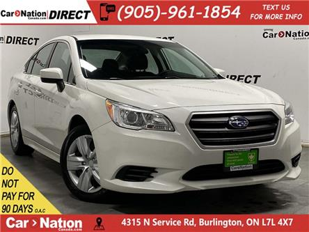 2016 Subaru Legacy 2.5i (Stk: CN6146) in Burlington - Image 1 of 34