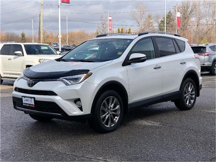 2017 Toyota RAV4 Limited (Stk: U3104) in Vaughan - Image 1 of 24
