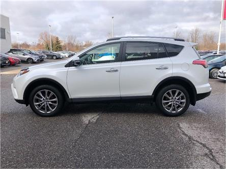 2017 Toyota RAV4 Limited (Stk: U3104) in Vaughan - Image 2 of 24